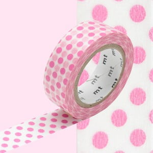Washi páska MT Masking Tape Lea, návin10m