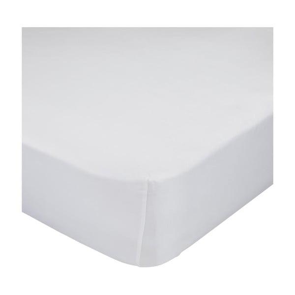 Biela elastická plachta HF Living Basic, 90 x 200 cm