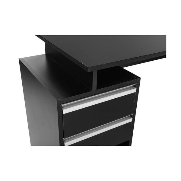 Pracovný stôl Feslegen Black