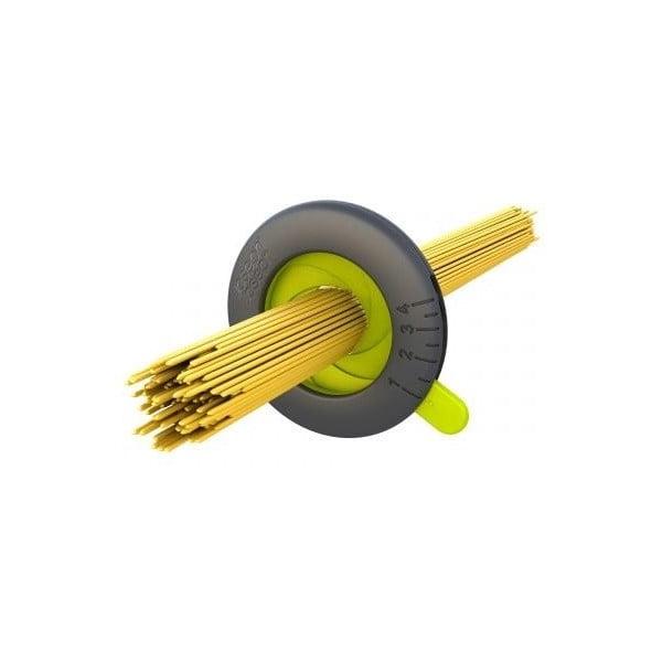 Červeno-sivá odmerka na špagety Joseph Joseph Spaghetti Measure