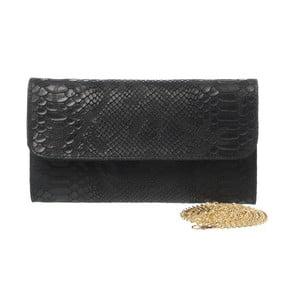 Kožená listová kabelka New Black