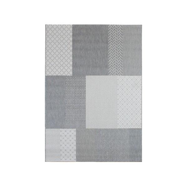 Koberec vhodný aj do exteriéru Patio Grey, 80x150 cm