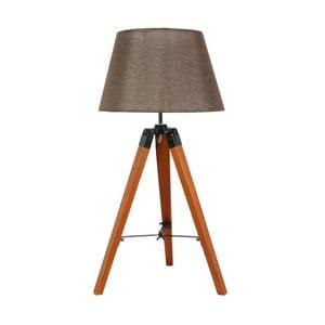 Stolová lampa Lugano Brown