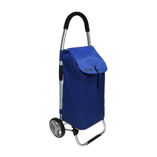 Taška na kolieskach Blue