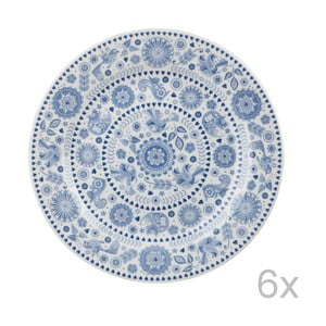 Sada 6 ks tanierov Penzance Circle, 26 cm