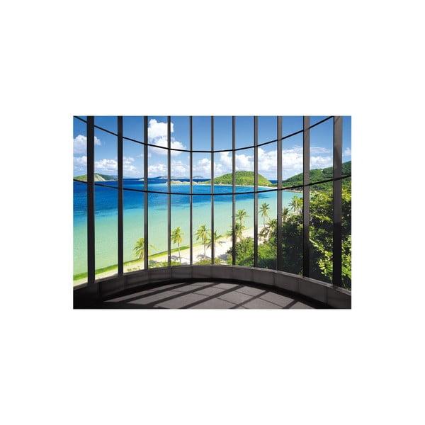 Veľkoformátová tapeta Výhľad na more, 254x366 cm