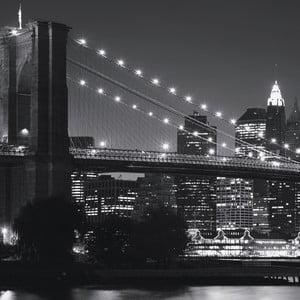 Sklenený obraz Manhattan, 20x20 cm