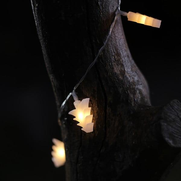 Svietiaca reťaz v tvare stromčekov DecoKing Tree, 2,4 m