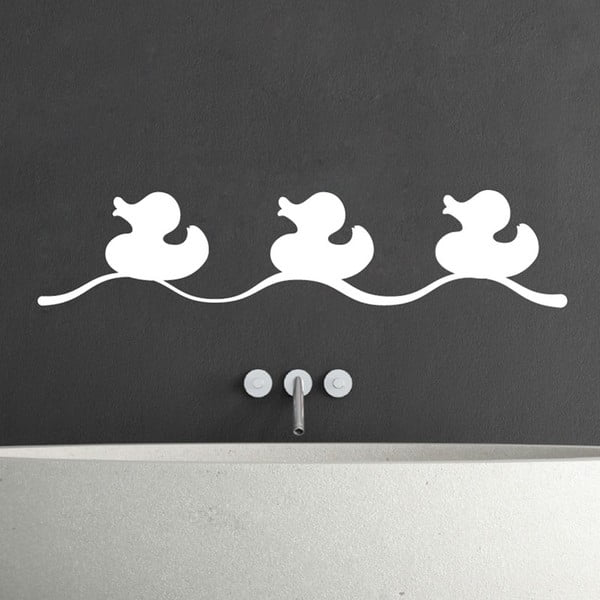Samolepka Ducks