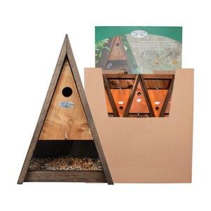 Kŕmidlo pre vtáčiky z borovicového dreva Esschert Design Sweetie