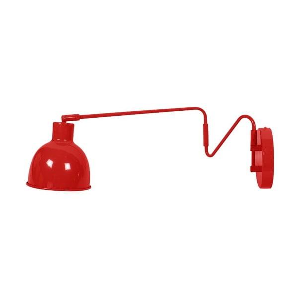 Nástenné svetlo Red Cartel Soho Red