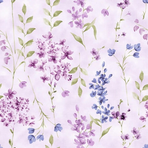 Obliečky Nordicos Violet Lila, 140x200 cm