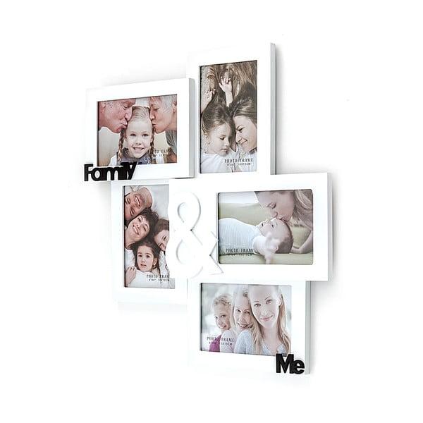 Nástenný fotorámik Tomasucci Family and Me, na fotografie 10x15cm