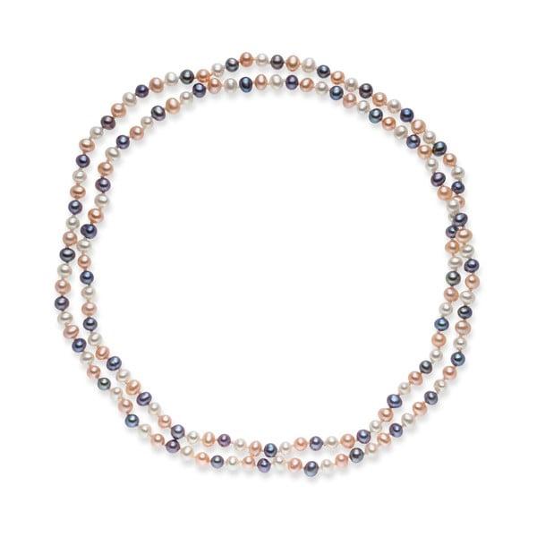 Perlový náhrdelník Nova Pearls Copenhagen Cateline
