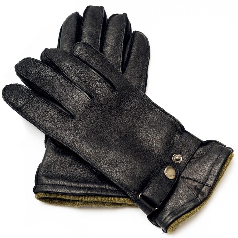 7573b54f8 Pánske čierne kožené rukavice Pride & Dignity Logan, veľ. L | Bonami
