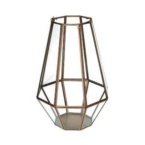 Lampáš Cage Copper