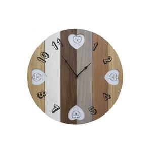 Nástenné hodiny Mauro Ferretti Lignes, 29 cm