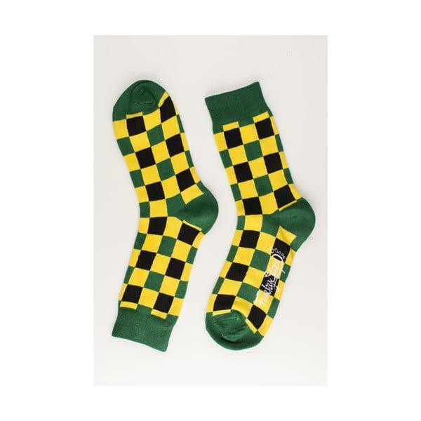 Unisex ponožky Funky Steps Hype, veľkosť 39/45