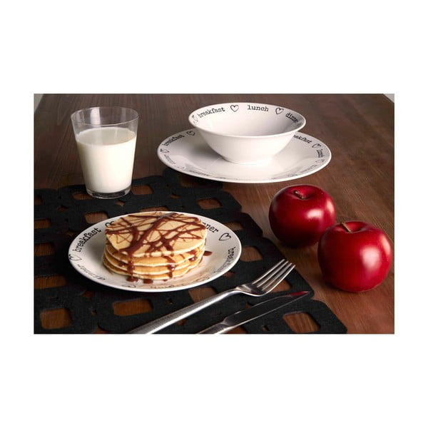 12-dielny set riadu Premier Housewares Charm