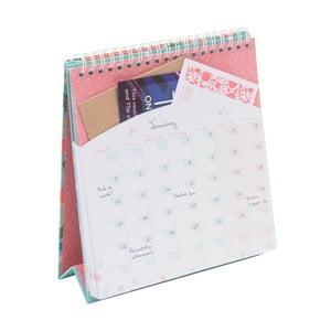 Stolový kalendár Oh So Clever