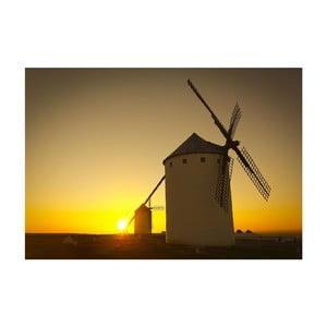 Vinylový koberec Windmill, 52x75 cm