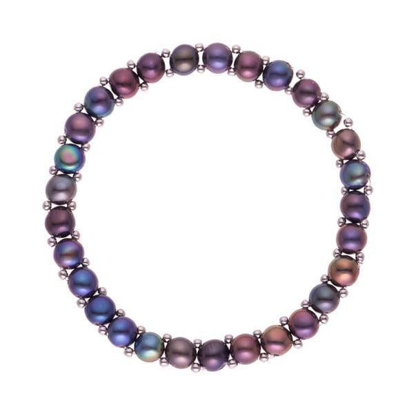 Náramok s riečnymi perlami Rodianos