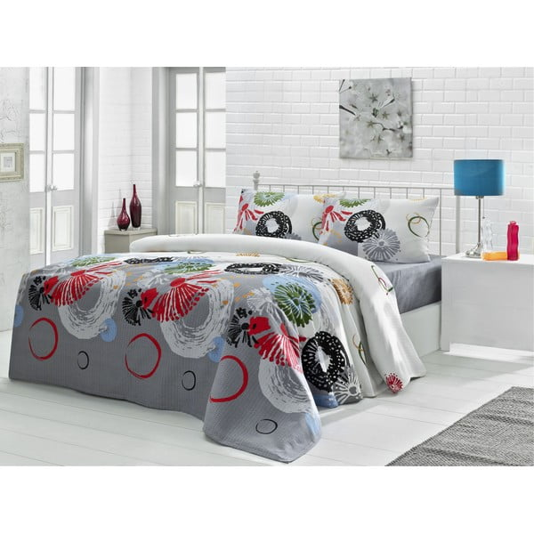 Prikrývka na posteľ Pique 210, 200x235 cm