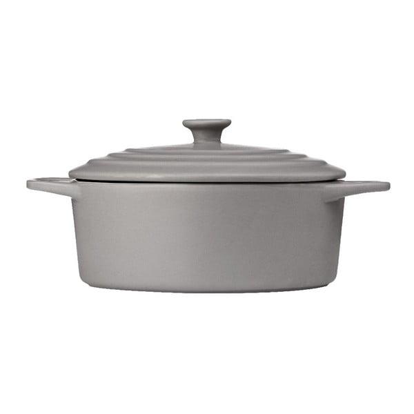 Sivý pekáč Premier Housewares OvenLove, 2,5 l