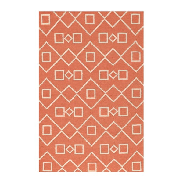 Ručne tkaný koberec Kilim JP 11171 Orange, 120x180cm