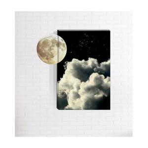 Nástenný 3D obraz Mosticx Nočná obloha, 40 x 60 cm