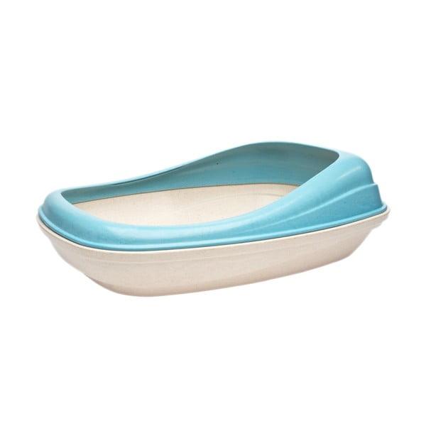 Toaleta pre mačky Beco Tray, modrá