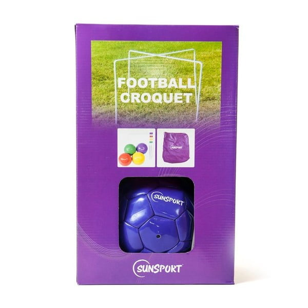 Sada na futbal Croquet