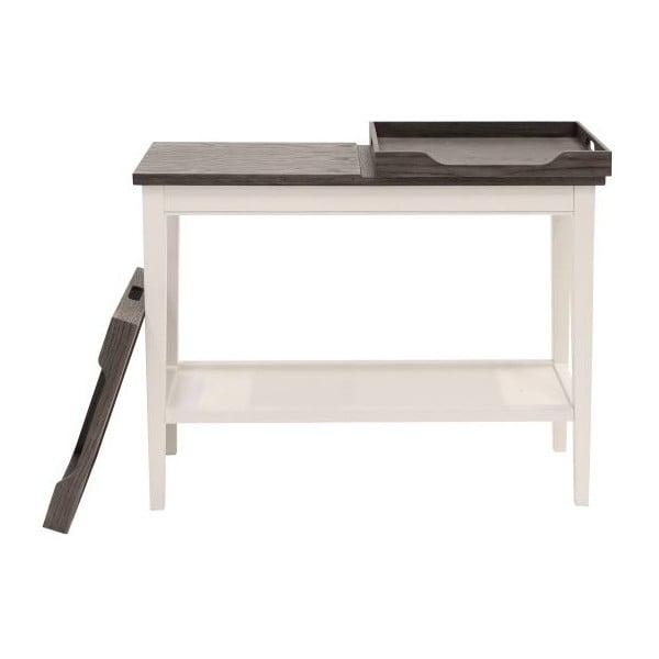 Odkladací stolík Skagen Tray, 100x82x40 cm
