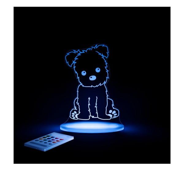 Detské LED nočné svetielko Aloka Puppy