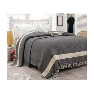 Bavlnená prikrývka cez posteľ Hasir, 200×240cm