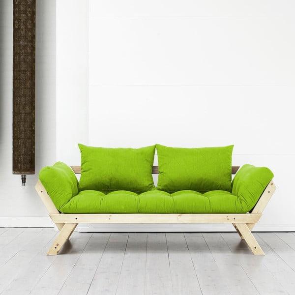 Pohovka Karup Bebop Natural/Lime