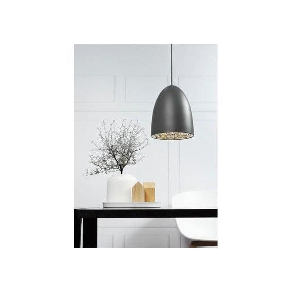Stropné svetlo Nordlux Nexus 20 cm, sivé