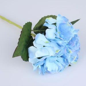Umelý kvet modrej hortenzie Dakls