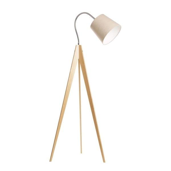 Stojacia lampa Artist Flex Beige/Lacquered