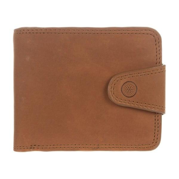 Kožená peňaženka Clark Natural Veg