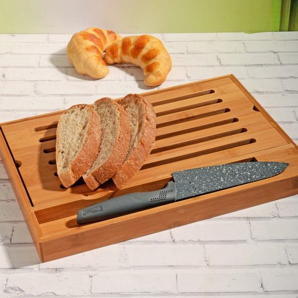 Bambusové doska na pečivo Bread