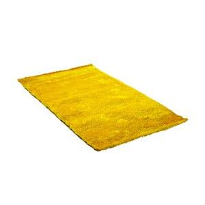 Žltý koberec Cotex Lightning, 130 × 190 cm