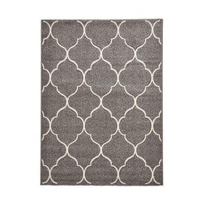 Sivý koberec Think Rugs Ventura, 120×170cm