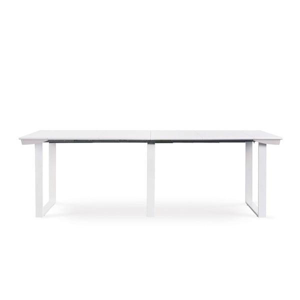 Rozťahovací stôl Medus, biely