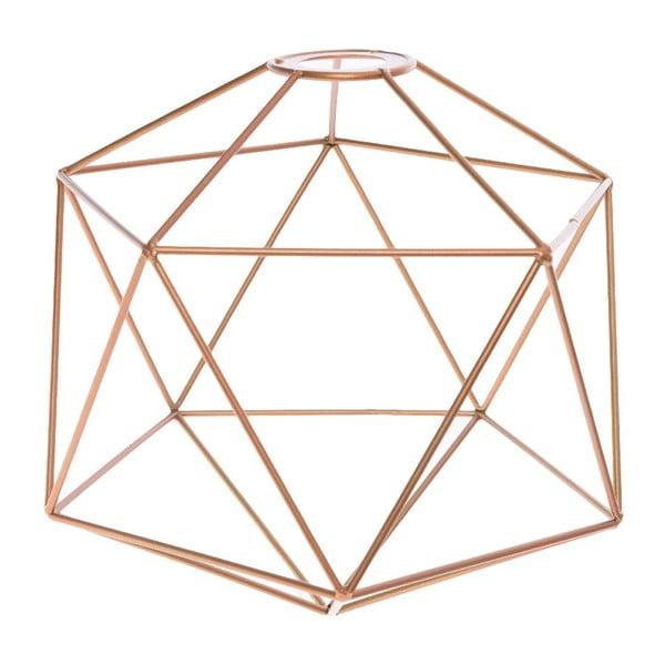 Kovové tienidlo Copper