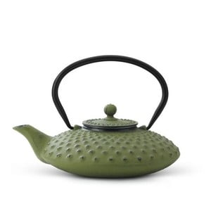 Zelená kanvica Bredemeijer Xilin, 0,8 l