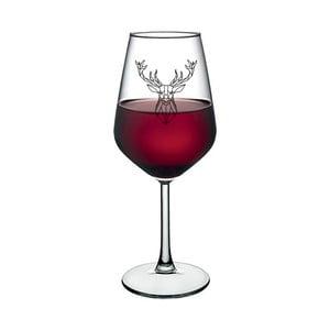 Pohár na víno Vivas Deer, 345 ml