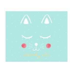 Detský koberec Pooch Cute, 90×110cm