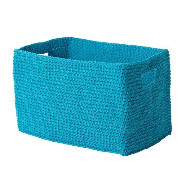 Košík Turquoise, 22 cm