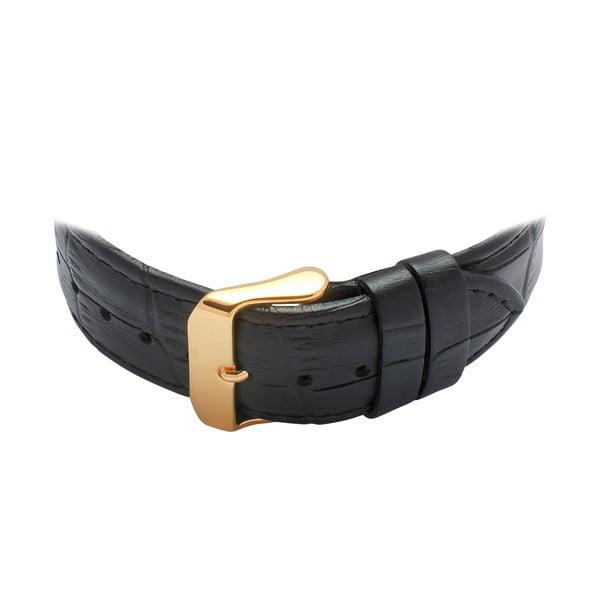 Pánske hodinky Rhodenwald&Söhne Goodwill Black Gold